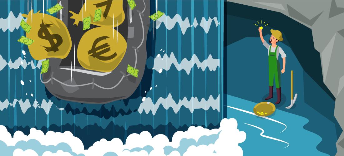 Golddigger behind fiat currencies