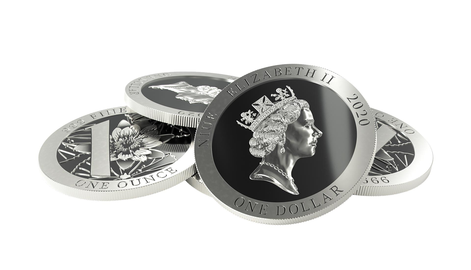 Vera Silver Elizabeth II